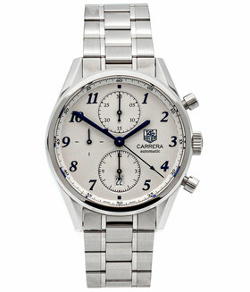 TAG HEUER | Carrera Heritage Chronograph Calibre 16 NOS | Ref. CAS2111.BA0730