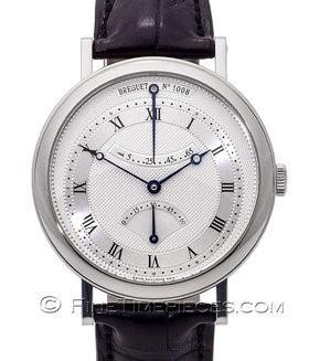 BREGUET | Classique Automatic Retrograde Seconds Weißgold | Ref. 5207BB129V6