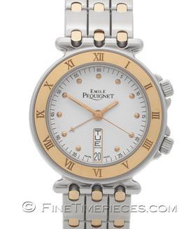 PEQUIGNET | Moorea Reveil Automatic Day Date Limited | Ref. 4140338