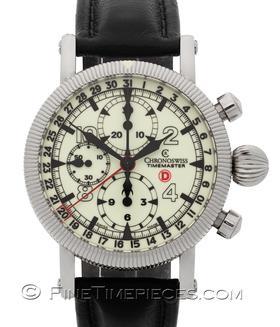 CHRONOSWISS   TimeMaster Chronograph Date   Ref. CH7533DST-LU