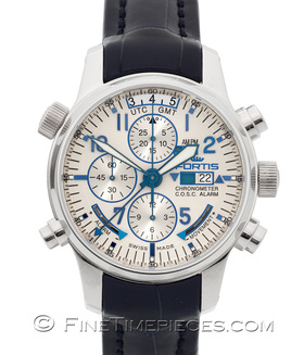 FORTIS | F-43 Flieger Automatic Chronograph Alarm GMT Limited | Ref. 703.20.92 LC.05