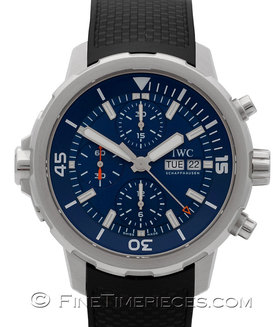 IWC | Aquatimer Chronograph Edition *EXPEDITION JACQUES-YVES COUSTEAU* | Ref. IW376805