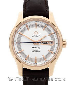 OMEGA | De Ville Hour Vision Co-Axial Annual Calendar 41 mm | Ref. 431.63.41.22.02.001