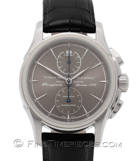HAMILTON | JazzMaster Spirit of Liberty Chronograph Automatic Limited | Ref. H32556781