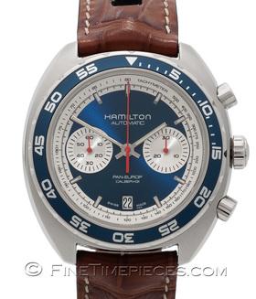 HAMILTON | Pan Europ Chronograph Automatik limited | Ref. H35716545