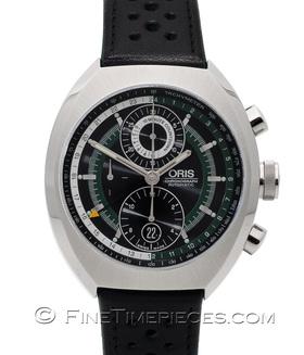 ORIS | Motor Sport Chronoris Grand Prix 70 Limited | Ref. 01 677 7619 4154-Set