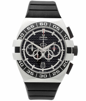 OMEGA   Constellation Double Eagle Co-Axial 4-Counters Chronograph   Ref. 121.32.44.52.01.001