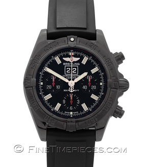 BREITLING | Blackbird Blacksteel Limited Edition | Ref. M4435911/BA27