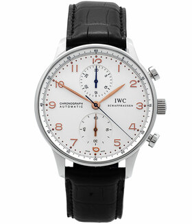 IWC | Portugieser Chronograph Automatic Service 2016 | Ref. 3714-01