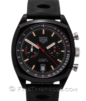 TAG HEUER | Heritage Monza 42 Calibre 17 Chronograph | Ref. CR2080.FC6375