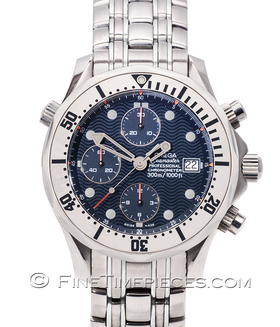 OMEGA   Seamaster Diver 300 M Chronograph   Ref. 2598.80.00