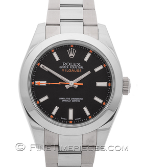 ROLEX | Oyster Perpetual Milgauss LC 100 | Ref. 116400