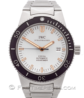 IWC | GST Aquatimer Stahl | Ref. 3536