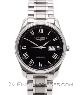 LONGINES | Master Collection 40 Großdatum Automatic | Ref. L2.648.4.51.6