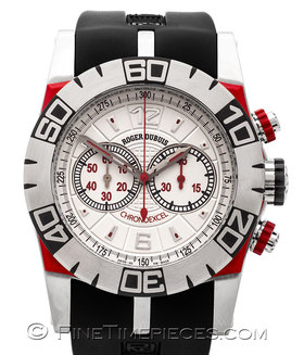 ROGER DUBUIS | Easy Diver Chronoexcel Chronograph Limitiert | Ref. SED46-78-98-00/03A10/A