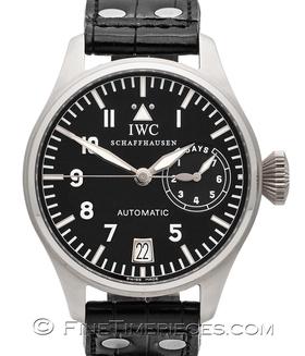 IWC   Große Fliegeruhr Platin   Ref. IW500203