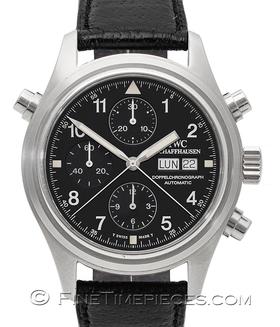 IWC | Fliegeruhr Doppelchronograph Klassik | Ref. 3713-02