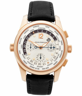 GIRARD PERREGAUX | World Time Chronograph WW.TC | Ref. 49800