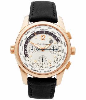 GIRARD PERREGAUX | World Time Chronograph WW.TC | Ref. 49800