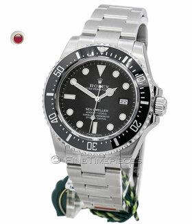 ROLEX | Sea-Dweller 4000 LC 265 - UNGETRAGEN, FOLIERT | Ref. 116600