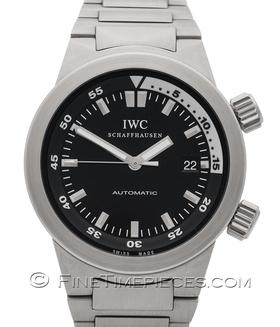 IWC | Aquatimer Automatic Edelstahl | Ref. IW354801