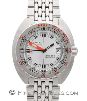 DOXA | SUB 300 Searambler 50th Anniversary Collection | Ref. SUB 300T