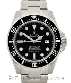 ROLEX | Sea-Dweller 4000 LC 524 | Ref. 116600