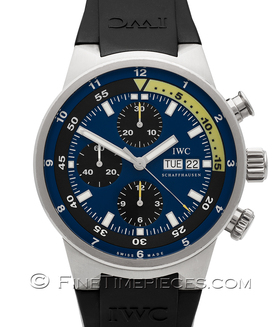 IWC   Aquatimer Chronograph Cousteau Divers Calypso   Ref. IW378203