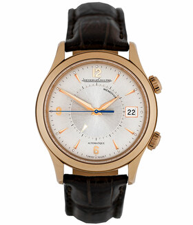 JAEGER-LeCOULTRE | Master Memovox Rotgold | Ref. 141.25.30
