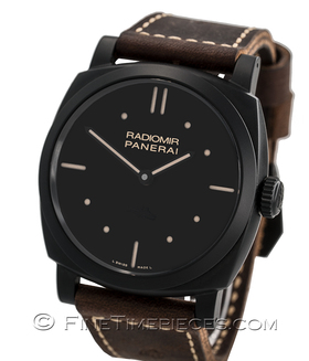 OFFICINE PANERAI | Radiomir 1940 3 Days Ceramica 48 mm | Ref. PAM 577