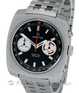 CERTINA | Argonaut Chronograph | Ref. 8401001