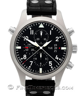 IWC | Fliegeruhr Doppelchronograph 46 mm | Ref. IW377801