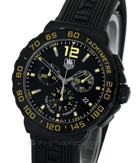 TAG HEUER | Formula 1 Chronograph PVD | Ref. CAU111E.FT6024