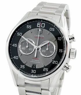 TAG HEUER | Carrera Calibre 36 Flyback Chronograph | Ref. CAR2B10.BA0799