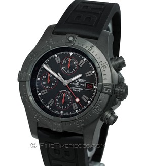 BREITLING | Avenger Skyland Blacksteel Code Red Limited | Ref. M133802C/BC73