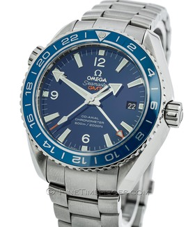 OMEGA | Seamaster Planet Ocean 600 M CO-AXIAL GMT 43,5 MM | Ref. 232.90.44.22.03.001
