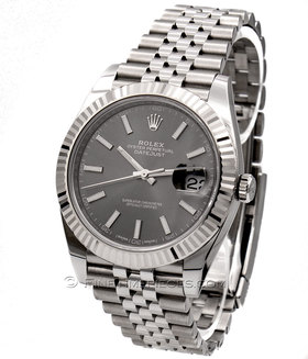ROLEX | Oyster Perpetual Datejust 41 LC 680 | Ref. 126334
