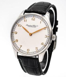 IWC | Portugieser Handaufzug Pure Classic Edelstahl | Ref. IW570302