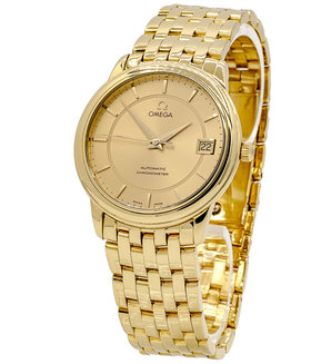 OMEGA | De Ville Automatic Chronometer Gelbgold | Ref. 41001100