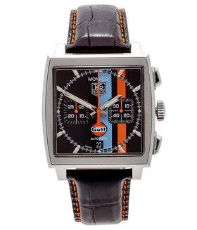 TAG HEUER | Monaco Gulf Vintage Limited Edition | Ref. CW211A