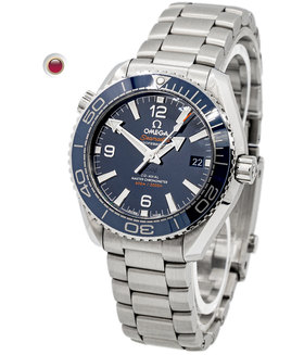 OMEGA | Seamaster Planet Ocean 600M CO‑AXIAL Master Chronometer 39,5 MM | Ref. 215.30.40.20.03.001