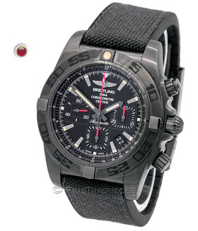BREITLING | Chronomat 44 Black Steel Edition Speciale | Ref. MB0111C3/BE35