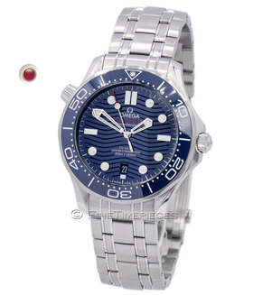 OMEGA | Seamaster Diver 300 Co-Axial Master Chronometer | Ref. 21030422003001