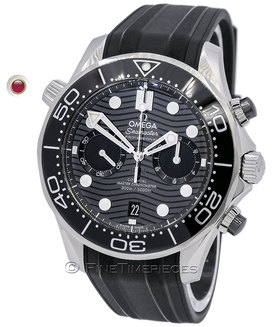 OMEGA | Seamaster Diver 300M CO‑AXIAL MASTER CHRONOMETER CHRONOGRAPH | Ref. 21032445101001