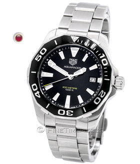 TAG HEUER | Aquaracer 41 mm Quarz 300 M | Ref. WAY111A