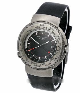IWC | Porsche Design Reiseuhr World Time Alarm Service 2021 | Ref. 3821-001