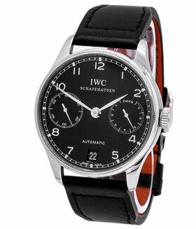IWC | Portugieser Automatic Edelstahl Service 2021 | Ref. IW500109