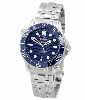 OMEGA   Seamaster Diver 300 Co-Axial Master Chronometer   Ref. 21030422003001