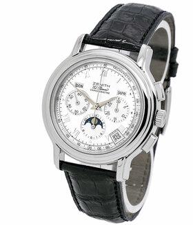 ZENITH | El Primero ChronoMaster Triple Date Mondphase - NOS | Ref. 01.0240.410