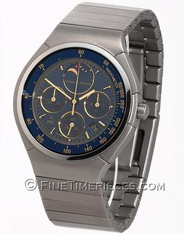 IWC | Porsche Design Quartz-Chronograph Mondphase | Ref. 3742